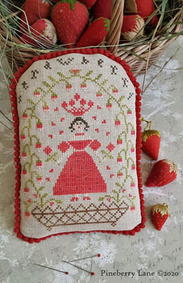 The Strawberry Queen by Pineberry Lane