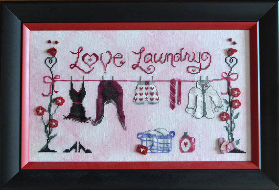 Love Laundry by Raise the Roof Designs