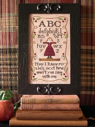 Alphabet Rhyme by Little House Needleworks