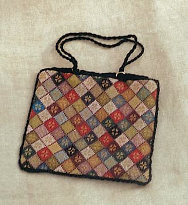 Olde English Purse by Threads of Gold