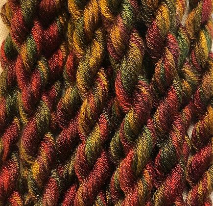 Autumn Arbor 6-yards, 12-stranded Silk Floss by Gloriana