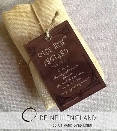 35 Count Olde New England Linen by The Primitive Hare
