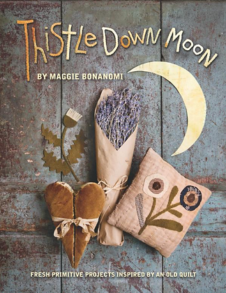 Thistle Down Moon by Maggie Bonanomi