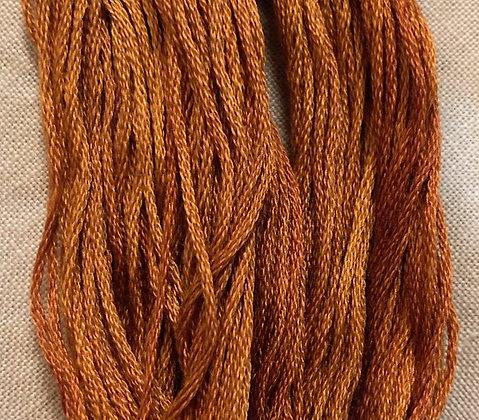 Pumpkin Pie Sampler Threads by The Gentle Art 5-Yard Skein
