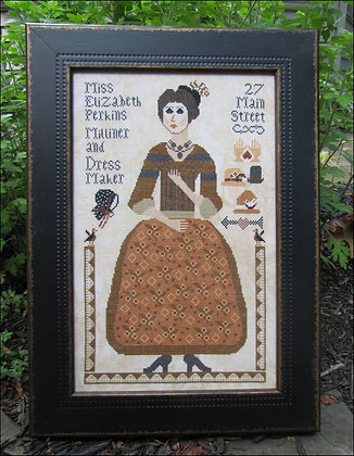 *Miss Elizabeth Perkins by Kathy Barrick
