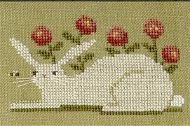 NASH-STASH Bunny & Bee by Teresa Kogut