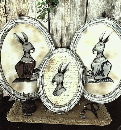 *Colonial Hare by The Primitive Hare