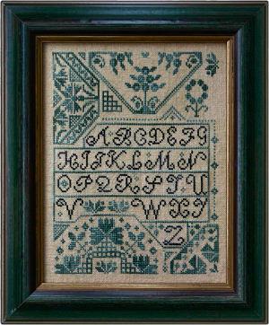 Quaker Alphabet by La-D-Da