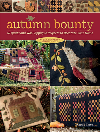 Autumn Bounty by Renee Nanneman