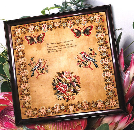 May These Lines by Cross Stitch Antiques