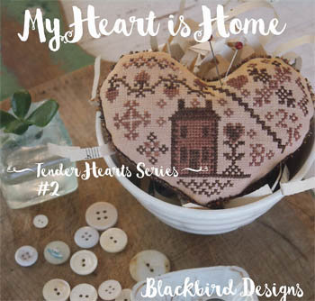 *My Heart is Home by Blackbird Designs
