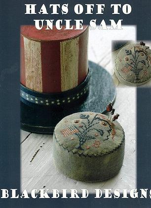OOPSIE! Hats Off to Uncle Sam by Blackbird Designs