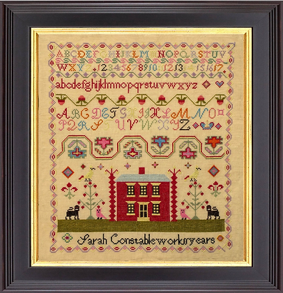 Sarah Constable by Mill on the Floss Samplers