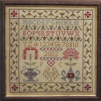 Two Vases by PLC Traditional Samplers
