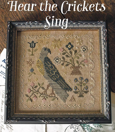 Hear the Crickets Sing by Blackbird Designs