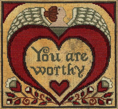 You Are Worthy by Teresa Kogut