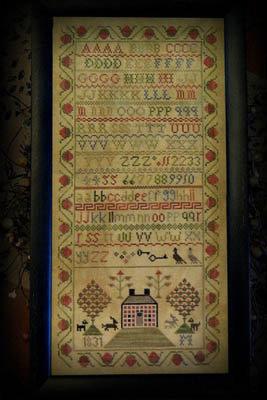 1831 Brick House by Tree of Life Samplings