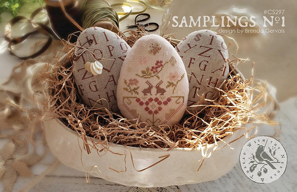 Samplings No. 1 by With Thy Needle & Thread