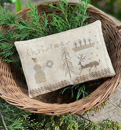 White Christmas by Notforgotten Farm