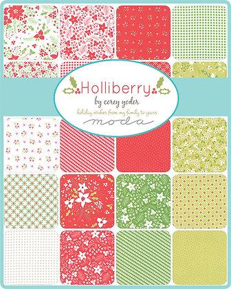 Holliberry Fat Quarter Bundle by Corey Yoder/Moda Fabrics