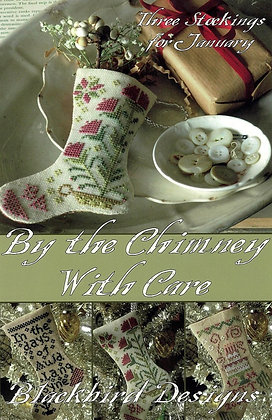 By the Chimney with Care by Blackbird Designs