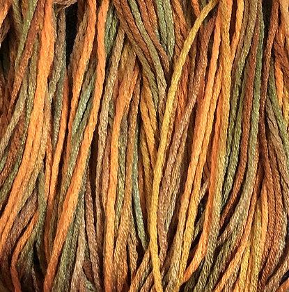 Autumn Honey Silk N Colors by The Thread Gatherer