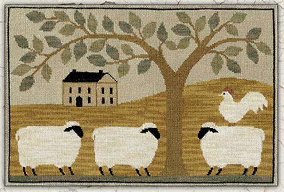 Wooly Estate by Teresa Kogut