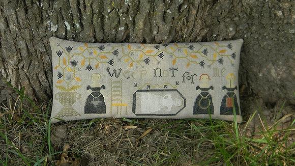 Weep Not Sampler by Notforgotten Farm
