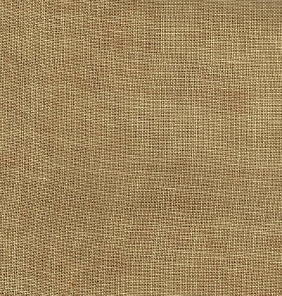 32 Count Straw Fat Quarter Hand-Dyed Linen by Weeks Dye Works