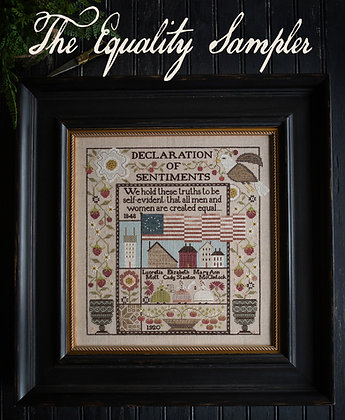 The Equality Sampler by Plum Street Samplers