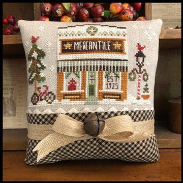 Mercantile (Home Town Holiday) by Little House Needleworks/Cl