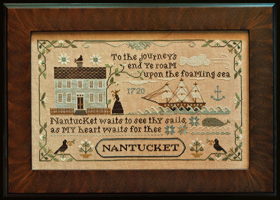 Old Nantucket by Little House Needleworks