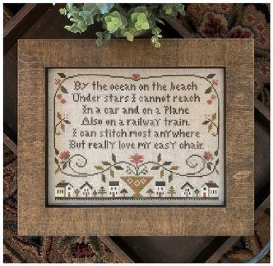 Sit & Stitch by Little House Needleworks