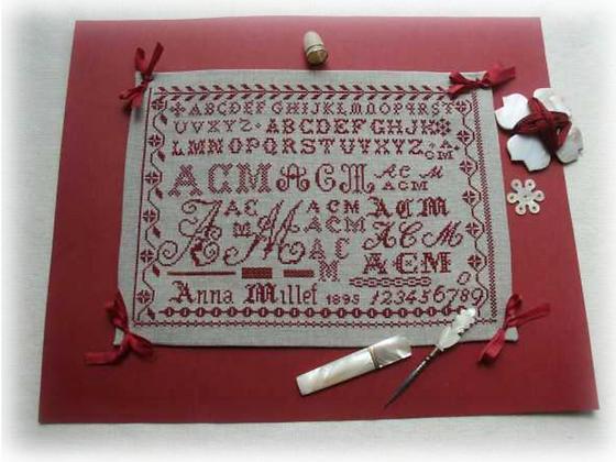 Anna Millet by Reflets de Soie