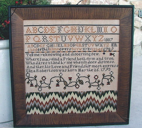 Eliza Robertson by Primitive Traditions