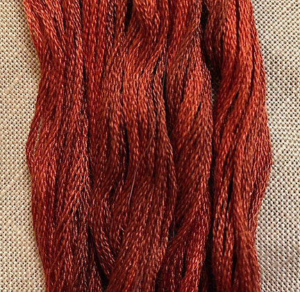 Just Rust Classic Colorworks Cotton Threads 5-yard Skein