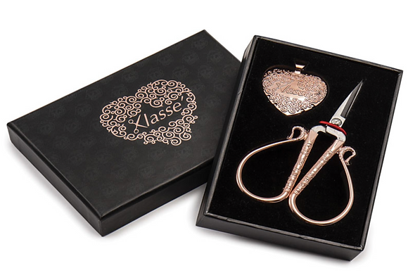 Rose Gold Scissors by Tacony