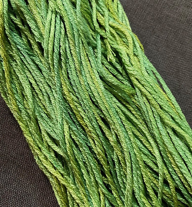 Sprite Grass Silk N Colors by The Thread Gatherer