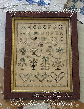 My Heart's Design by Blackbird Designs