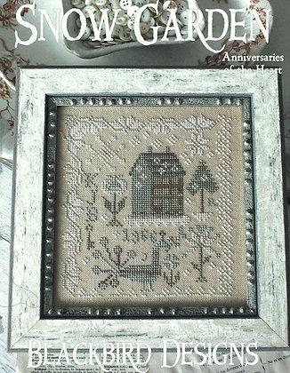 Snow Garden by Blackbird Designs