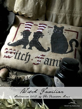 Witch's Familiar by The Primitive Hare