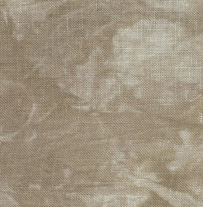 16 Count Oaken Fat Quarter Hand-Dyed Linen by Picture This Plus