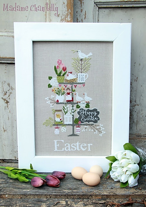 Celebrate Easter by Madame Chantilly