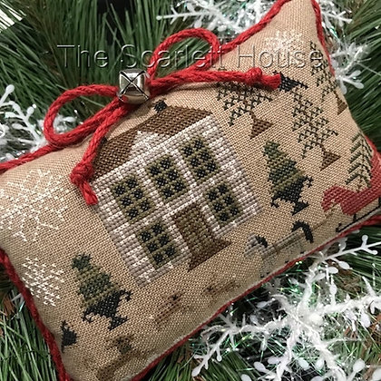 Bringing Home the Tree by Scarlett House