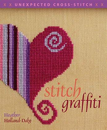 SALE Stitch Graffiti by Heather Holland-Daly