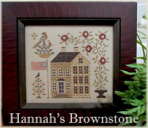 Hannah's Brownstone by The Scarlett House