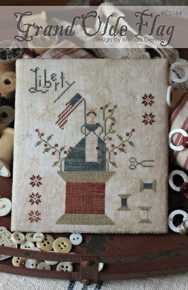 Grand Olde Flag by With Thy Needle & Thread