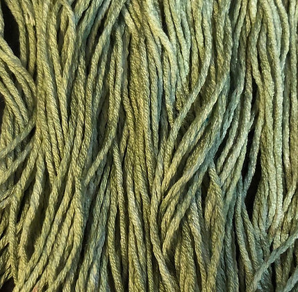 Snowy Pines Silk N Colors by The Thread Gatherer