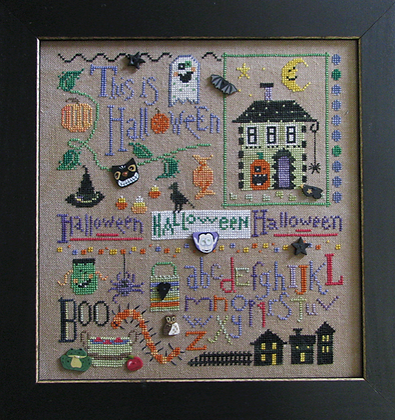This is Halloween by Raise the Roof Designs