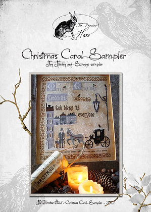 The Christmas Carol Sampler by The Primitive Hare